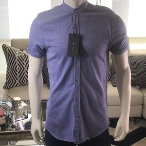 Zara Man -short sleeve shirt